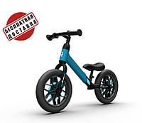 Беговел - велобег Qplay Spark со светящимися колесами.