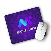 Коврик для мышки Ваше Лого (Your logo)  (25108-2604)