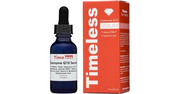 Сыворотка с Коэнзимом Q10 Timeless Coenzyme Q10 Serum 30 мл