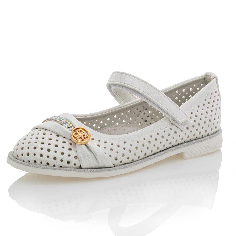 Туфлі для дівчаток Kimboo 26 білі 981489