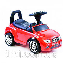 Машина-толокар Joy R-0088 з багажником російською мовою червоний