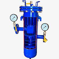 Газовый фильтр-сепаратор, фильтр-сепаратор газов