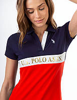 Женская футболка U.S. POLO ASSN оригинал