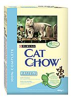 Сухой корм для котят CAT CHOW KITTEN 0,4 кг
