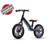 Беговел - велобег Qplay Racer с надувными колесами