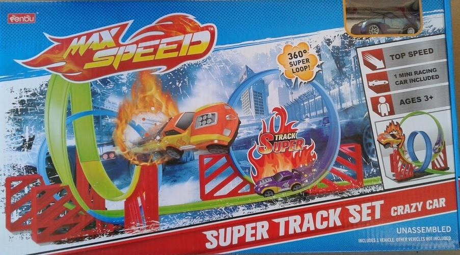 Трек MAX SPEED арт.8812