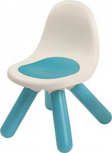 Стульчик со спинкой детский Smoby Toys Голубой (880104)