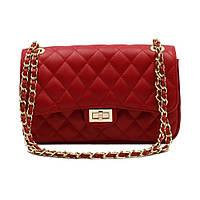 Женская кожаная сумка 5962 Facebag It.