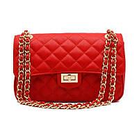Женская кожаная сумка 6176 Facebag It.