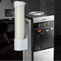 Автоматический контейнер, настенный раздатчик для бумажных стаканчиков, домашний офис, самоклеящийся