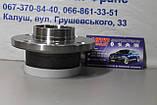 Ступиця задня з підшипником Fiat Doblo 1.2, 1.9D, 1.9JTD, 1.6 16V, 1.4, 1.3JTD 16V, 1.4, фото 2