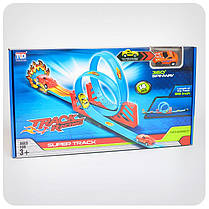 Трек с горками (аналог Hot Wheel) арт. 68801, фото 2