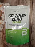 Biotech USA Iso Whey Clear 454g , протеиновый коктейль