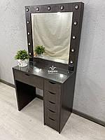 Столик для макіяжу венге Модель V539