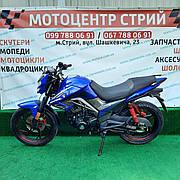 Мотоцикл Spark SP200R-27 (синий)
