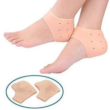 Силіконовий захист для п'ят Heel Anti-Crack Sets