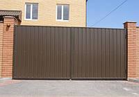 Ворота(откатные,распашные,гаражные секционные,кованные)