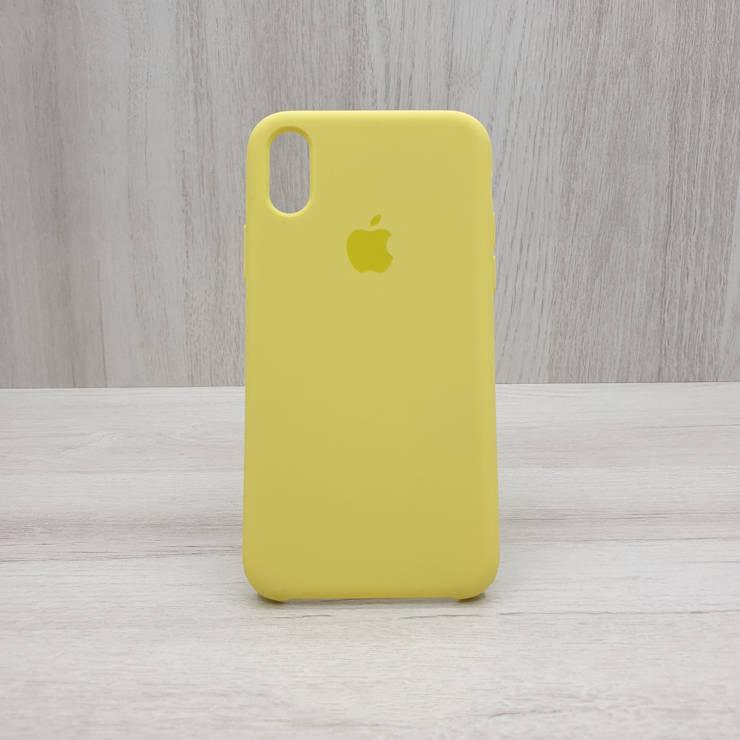 Чехол Silicone Case для Apple iPhone X / Xs, фото 2