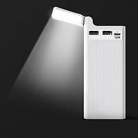 Павербанк Power Bank Hoco J62A 10000 mAh портативний зарядний пристрій для телефону, зовнішній акумулятор, фото 2