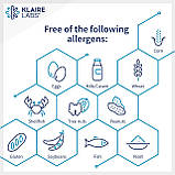 Klaire Biotin / Биотин  Витамин Б7 5000мг 90 капс, фото 4