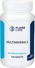 Klaire Multiminerals / Мультиминералы 120табл