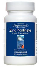 Allergy Research Zinc Picolinate /  Цинк пиколинат 25 мг 60 капсул