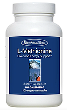 Allergy Research L-Methionine / Л--Метионин 500 мг