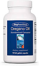 Allergy Research Oregano Oil / Масло орегано 90 капсул