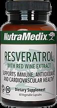 NutraMedix Resveratrol / Ресвератрол 60 капсул