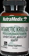 NutraMedix Krill Oil / Масло антарктического криля 60 капсул