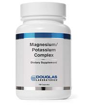Douglas Magnesium-Potassium Complex / Магний калий комплекс 100 капс