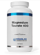 Douglas Magnesium Taurate /  Магний таурат 120 Tablets