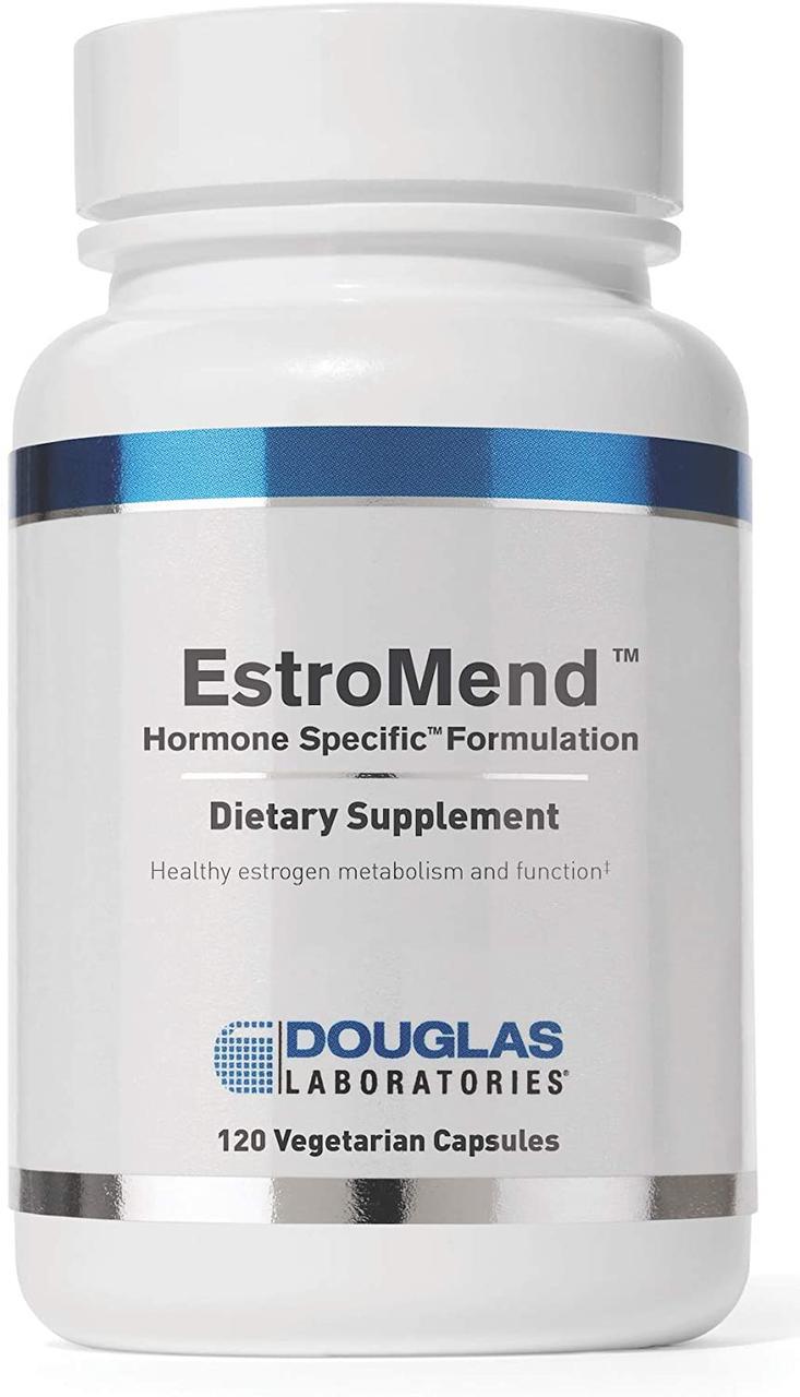 Douglas Estromend / Эстроменд  поддержка здоровой функции рецепторов эстрогена 120 капсул