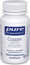 Pure Copper Glycinate / Медь 60 Капсул