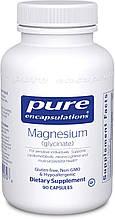 Pure Магний глицинат / Magnesium glycinate 90 капс