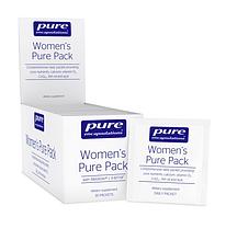 Pure Women's Pure Pack / Мультивитамины для женщин 30 паков