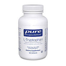 Pure L-Tryptophan / Л-Триптофан 180 капсул