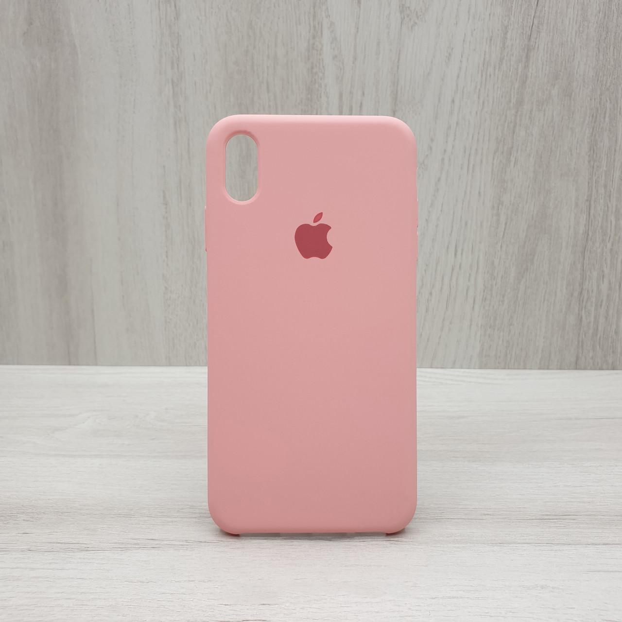 Чехол Silicone Case для Apple iPhone X / Xs