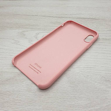 Чехол Silicone Case для Apple iPhone X / Xs, фото 3