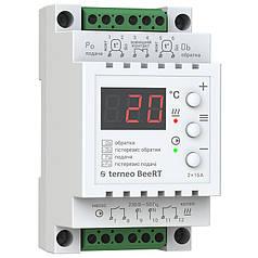 Терморегулятор для ТЭНовых и электродных котлов Terneo BeeRT