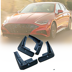Брызговики на Hyundai Sonata /Хюндай Соната 2020  USA     AVTM полный комплект