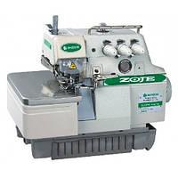 Трёхниточная краеобметочная (микрооверлок) швейная машина ZJ880-16S2