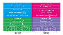 Набір наклейок на сходи «Математика»