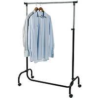 Стойка для одежды на одну перекладину «J-1217» , фото 1