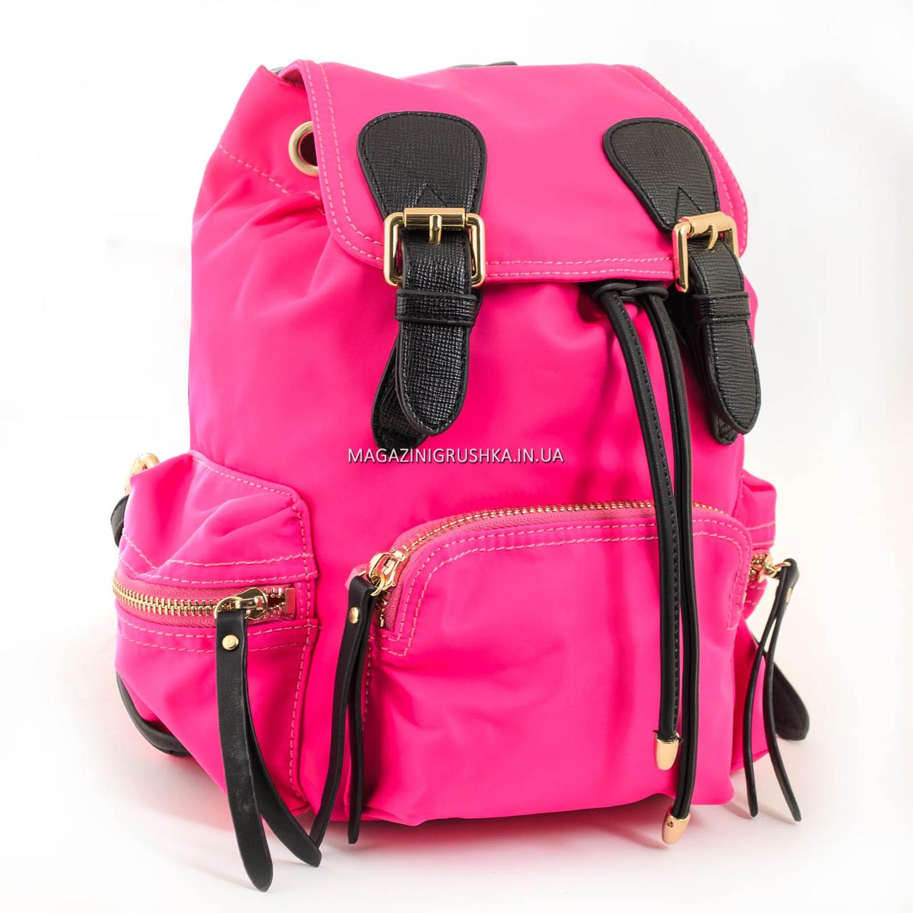 Сумка-рюкзак YES, яскраво-рожевий (554426)