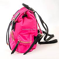 Сумка-рюкзак YES, яскраво-рожевий (554426), фото 3
