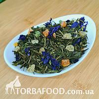 Чай зелений Маракуйя персик, 100 г