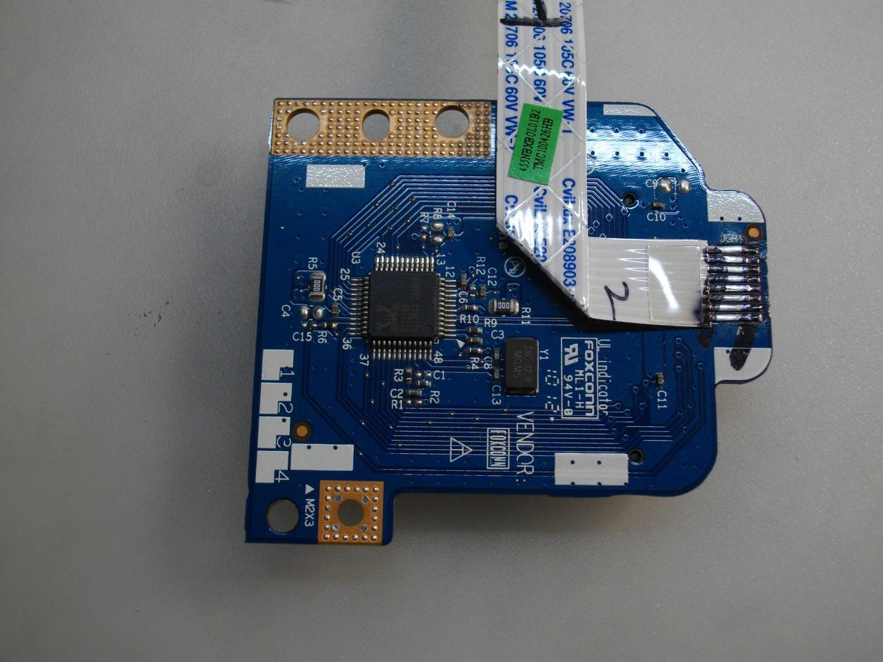Плата кард-рідера картрідера LS-5896P Acer Aspire 5251 5741 Emachines E640 E440 бу