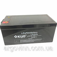 Акумулятор Kijo LiFePO4 12,8V 150Ah