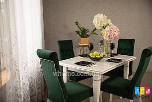 Обідній комплект: стіл Класік і стільці Астон M-mebel™